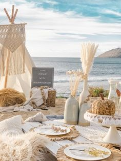 Backyard Birthday, Backyard Picnic, Picnic Birthday, Picnic Style, Picnic Set, Beach Picnic, Romantic Picnics, Romantic Beach, Picnic Decorations