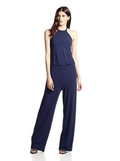 TART Collections Women's Gayla Jumpsuit (Peacoat)