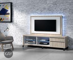 Paneles TV para orientar nuestra televisión en el salón