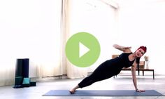 Yoga Shred for Toned and Strong Arms
