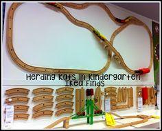 Herding Kats in Kindergarten: Top 10 Reasons to Stop At Ikea Classroom Organization, Classroom Management, Wooden Train, Learning Through Play, Spring Break, Kindergarten, Ikea, School Daze, San Antonio
