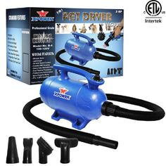 Xpower B4 3 HP Variable Speed 2in1 Pet Dryer and Vacuum * Click image to review more details.