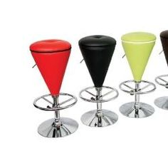 Sugar Cone Bar Stools LumiSource BS-CONE-XX