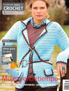 Clarín Crochet 2005 Nº 02 - Melina Crochet - Picasa-verkkoalbumit