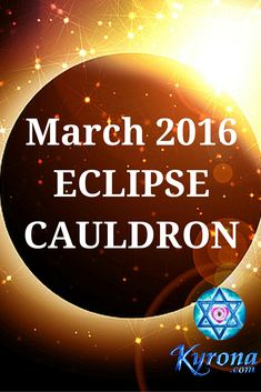 YOU have started an 'Ascension Marathon' and it's time to get conscious & prepared for the journey through March 2016 Eclipse Cauldron!...Kyrona discusses; What YOU can expect? | Having a Game Plan? | Getting Prepared? | Common Symptoms & how to alleviate them? | How to empower & support yourself? | FREE Tools, Activities & more! #marchequinox, #totalsolareclipse, #totallunareclipse, #april4eclipse, #march21eclipse