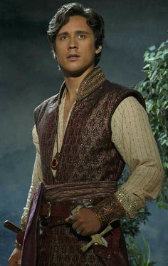 """Peter Gadiot, """"Once Upon A Time In Wonderland"""""""