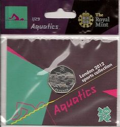 Set olympic 50p coins #completer medallion official #album #royal mint london 201,  View more on the LINK: http://www.zeppy.io/product/gb/2/181374953321/