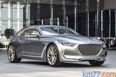 Hyundai Vision G Coupe Concept (prototipo) Coupé Exterior Lateral-Frontal 2 puertas