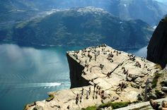 # Travel - Pulpit Rock, Norway