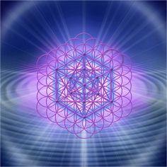 Cube de Métatron et Fleur de vie