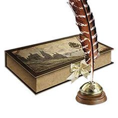 an offical writing quill