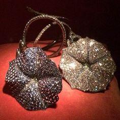Morning Glory Bracelets, 2013 L: Sapphires, diamonds, garnets, platinum, silver, gold. Private collection. R: Diamonds, sapphires, garnets, platinum, silver, gold. Jamie Alexander Tisch Photo courtesy of Cheryl Kremkow on Instagram