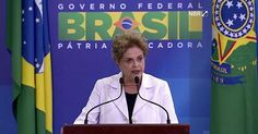 """RS Notícias: Dilma acusa opositores de """"golpe, farsa e traição""""..."""
