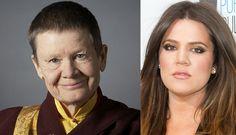 Ki mondta? Khloé Kardashian vagy egy buddhista szerzetesnő?   Buddha FM