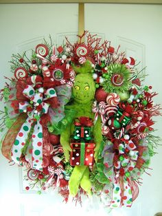 I LOVE THE GRINCH!!