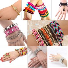 Here are important tips which will surely help you to wear right kind of accessories like bracelets, wrist cuffs, bangles based one\'s dressing and occasions