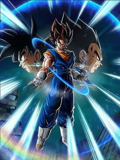 with more quality in my Subfolder: (Screenshots/Edits/FanMade) Dragon Ball Gt, Dragon Ball Image, One Piece Anime, Kid Buu, Gogeta And Vegito, Epic Characters, Z Arts, Animes Wallpapers, Anime Characters