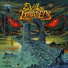 Metalheads Union: REVIEW OF THE ALBUM PULSES OF PLEASURE BY EVIL INV...