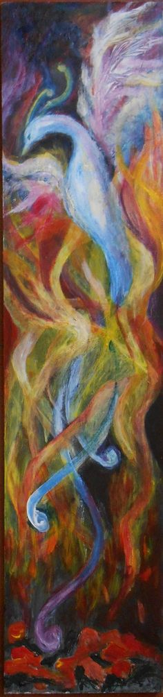 "The Phoenix"" by Eva Danese"