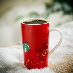 The perfect holiday #coffee cup ...do you have yours?
