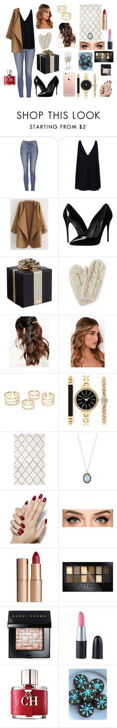 """""""Normal day"""" by lucysepulvedar on Polyvore featuring moda, Topshop, STELLA McCARTNEY, WithChic, Dolce&Gabbana, Kate Spade, Bibico, Suzywan DELUXE, Lulu*s y Style & Co."""