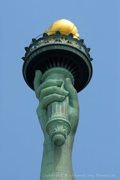 Statue of Liberty, New York | by wYnand!, via Flickr