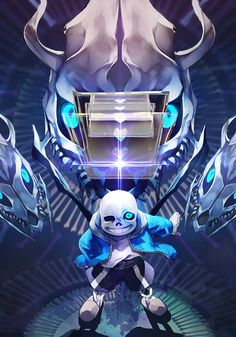 do you wanna have a bad time?- Sans | Genocide route| Frisk | Undertale