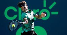 Federer supera espanhol e avança às quartas do Masters 1000 de Miami