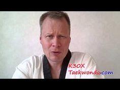 Lapsille itseluottamusta taekwondon avulla.