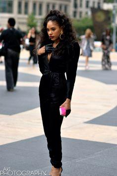 itsmyrayeraye: My attire for the Jenny Packham show. ❤ Thanks... (A Visual…