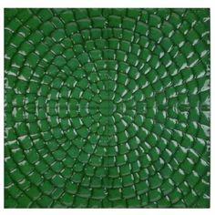 Emerald Green Pixel Wall Plaque   Kirkland's
