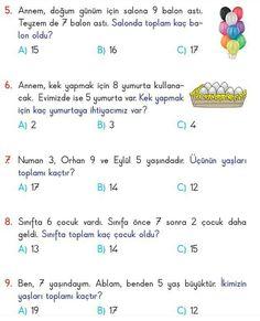 Learn Turkish, Turkish Language, Kids Learning, Worksheets, Preschool, Drama, Thing 1, Teaching, Activities