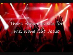 None but Jesus - brooke fraser