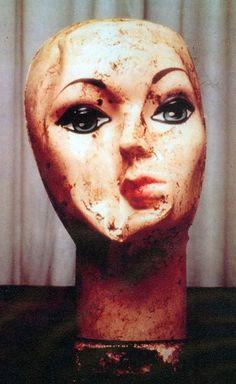 Mannequin Head by Paul McCarthy, 1995
