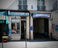 Rue de la Roquette, Paris 11e. Mai 2015.