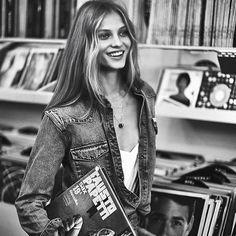 IMAGE AMPLIFIED: MIXTE MAGAZINE: ANNA SELEZNEVA BY EMMA TEMPEST http://www.fashion.net/today/