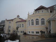 Außenansicht - Romantikhotel Bergergut