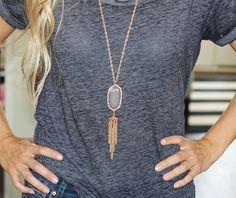 "Kendra Scott ""Danielle"" Inspired Earrings OR Necklace | Jane $12.99"