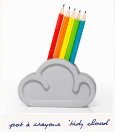 rainbow and cloud! - Bird on the wire