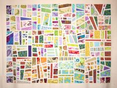 I was excited to see Blogger's Quilt Festival come up at Amy's Creative Side because I knew that meant lots of eye candy and the discovery ...