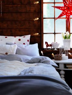 saturday shopping: duvet cover by IKEA