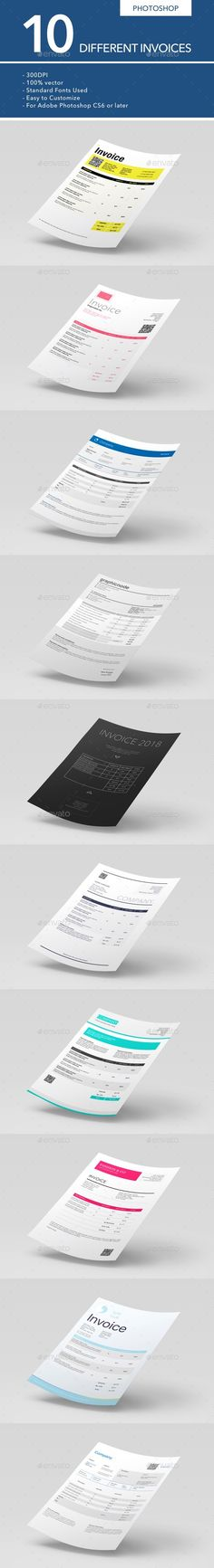 Clean Golf Tournament Proposal Proposals, Proposal templates and - indesign invoice template