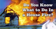 Do You Know What to Do In a House Fire? - EMERGENCY WATER AND SMOKE REMOVAL BLOG - Atlanta Fire, Water & Storm Damage Restoration   Champion...