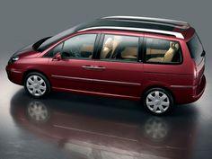 Peugeot 807 Grand Tourisme 2003