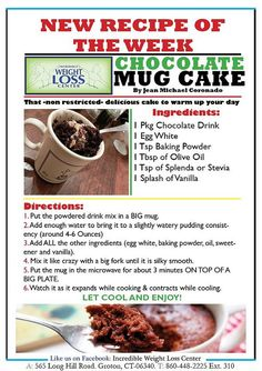 Ideal Protein Tips and Recipes from Incredible Weight Loss Center - Page 3 - 3 Fat Chicks on a Diet Weight Loss Community Ideal Protein Diet