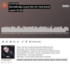 Hed Kandi Japan #106 is up https://soundcloud.com/stonebridge/stonebridge-guest-mix-for-102, funky and steady with tracks from Ibitaly, Phonatics, Chris Sammarco, Brookes Brothers, Ganzfield Effect and Mike Mago - check it! #stonebridge #hedkandijapan #funky #sexy #house