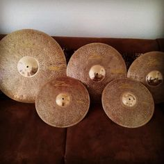 The amazing trashy sounding cymbals from Zultan
