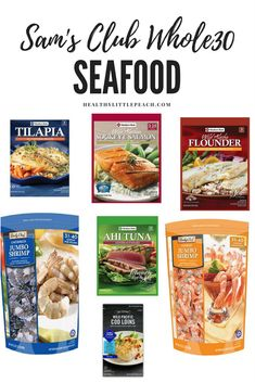 Sam's Club Shopping Guide - Healthy Little Peach Healthy Little Peach Easy Delicious Dinner Recipes, Easy Healthy Recipes, Snack Recipes, Paleo Whole 30, Whole 30 Recipes, Sams Club Shopping, Costco Shopping, Low Food Map Diet, Bacon Brands