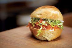 Fastvinic / Barcelona sandwich bar