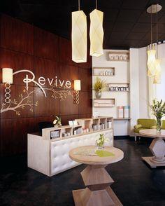 Salon And Spa Design Ideas | Salon and Spa Design | Denver's Interior Designer Referral Service ...